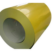 China Colour coated metal sheet coil