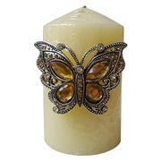China Antique Silver Butterfly