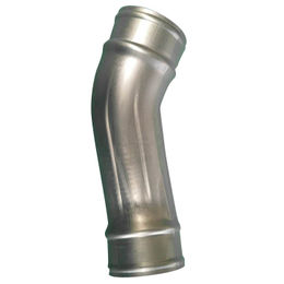 China Tubo de escape, acero inoxidable, tubo de la hidroreformación