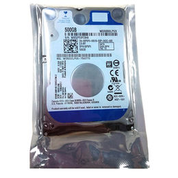 2.5-inch 5400rpm 500GB hard drive for laptop,SATAIII Port and SATA 6Gb/s Speed,8MB cache,tested from Global Hightech Technology Ltd