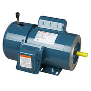 Brake motor, single phase, totally enclosed, 1/3HP to 2HP, with C face, with braker, CSA certified from Cixi Waylead Electric Motor Manufacturing Co. Ltd