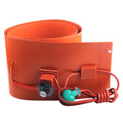 Silicone Drum Heater, 220V 600W, OEM/ODM, Adjustable Temperature from Zhengxi (Shanghai) Industrial Co. Ltd