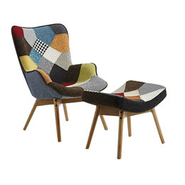 China Super comfortable wood frame leisure chair for sale