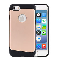 New arrived TPU case metal back cover from China (mainland)