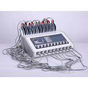 Electric muscle stimulation for weight loss,body shaping,breast shaping, Lymphocinesia boosting