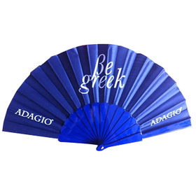 Full Colour Printing Spanish Folding Hand Fan
