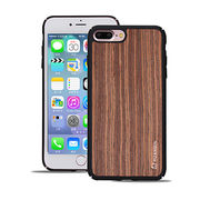 China New Wooden Cell Phone Cover for iPhone 7/7 Plus, Wood Phone Case