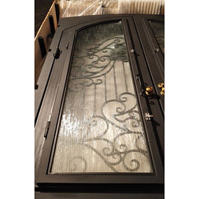 Wholesale Custom-made Wrought Iron Entry Doors, Custom-made Wrought Iron Entry Doors Wholesalers