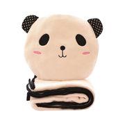 China Customized cute stuffed animal blanket