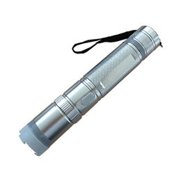 910A Silver Stun Gun with LED Strong Light and High Voltage Electric Shock