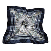China Printed Satin Polyester Scarf