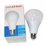 E26 LED bulb, E26 3W 7w 9w 12w 15w, 470lm aluminum and PC cover UL RoHS