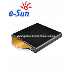 China Slot-in External USB 2.0 Laptop 12.7mm DVD RW Rewr