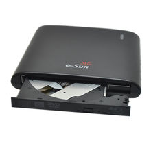 EHOD-s1 laptop external 12.7mm USB3.0 Blu-ray optical drive from E-SUN Technology Group Co. Ltd