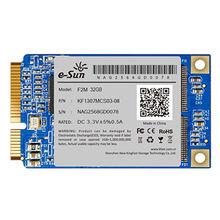 3.3V DC/0.5A/F2M/SMI2244LT/16GB/SSD/mSATA II Card without Cache