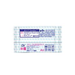 Antibacterial feminine hygiene wipes