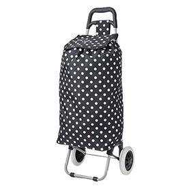 "China 23"" Lightweight Wheeled Shopping Trolley"