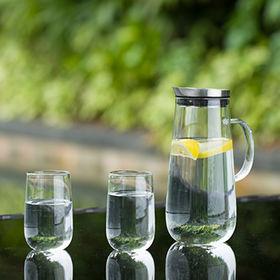 China Borosilicate Glass Water Pitcher Gift