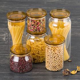 China Glass Storage Jar