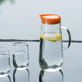 China Borosilicate Glass Water Bottle