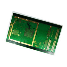 12-layered HDI PCB with Gold Finished, Suitable for Industry Control