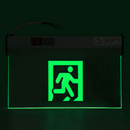 China Emergency exit light