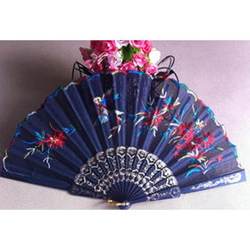 China Folding hand fan