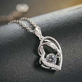 2017 Unrivaled Valentine's Days Love Design Women's 925 Sterling Silver Pendant Necklace from Wenzhou Success Group Ekstar Co. Ltd