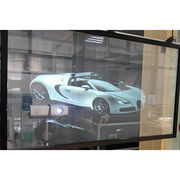 China 5x98ft Transparent 3D Holographic Rear Projection