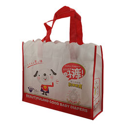 China Nonwoven shopping tote bag