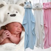 Wholesale Cute Animal shape baby hooded bathrobe baby bath t, Cute Animal shape baby hooded bathrobe baby bath t Wholesalers