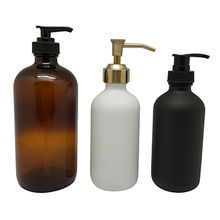 China Hand wash and body lotion bottles