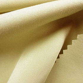 Modal cotton polyester, twill fabric with spandex
