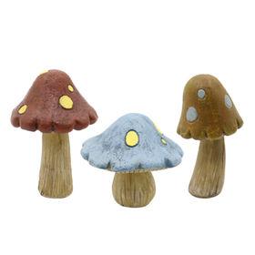 China New Miniature Fairy Garden Mushrooms