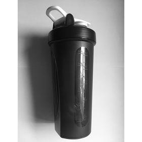 China BPA Free Plastic Protein Shaker Bottle