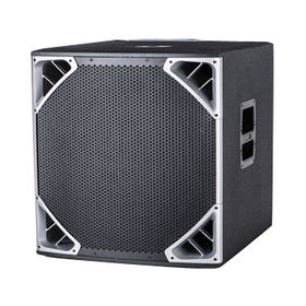 Bass Active Wide Loudspeaker, 1600W from Ningbo YXSound Co. Ltd