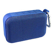 China Bluetooth speaker, supports FM, TF card, Aux-in portable hook speaker