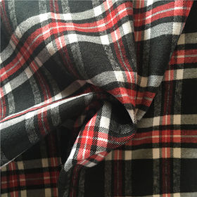 China Flannel fabric
