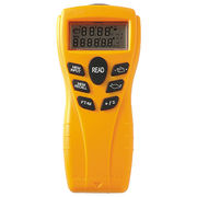China easy reading LCD screen ultrasonic distance measur