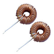 Toroidal power inductor used on PCB/through hole inductor from Meisongbei Electronics Co. Ltd