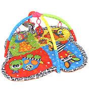 Babies' gym plush toy, babies' playmat from Dongguan Yi Kang Plush Toys Co., Ltd