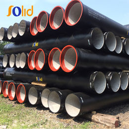 China K7 6m Ductile Iron Pipe