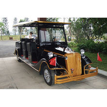 China 11 person electric classic sightseeing car