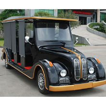 Electric classic sightseeing car touring vehicle Hebei Leader Imports & Exports Co. Ltd