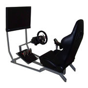 Racing Simulator, Virtual Racing Game, Ultimate Experience