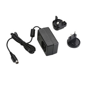 China Universal class 2 power supply adapter, interchangeable plug AC/DC 5.5V AC DC power adapter