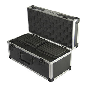 Professional aluminum box tool set case with sponge