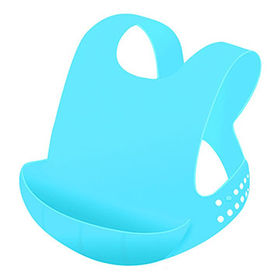 China Silicone Bib