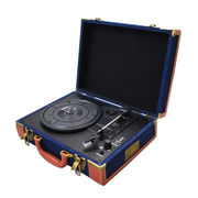 China Suitcase Turntable Record Player