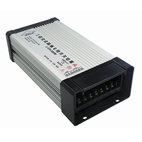 LED Power Supply, 12V/25.0A/300W, Outdoor Installation, IP65 from Shenzhen Ming Jin Fang Electronic Technology Co., Ltd.